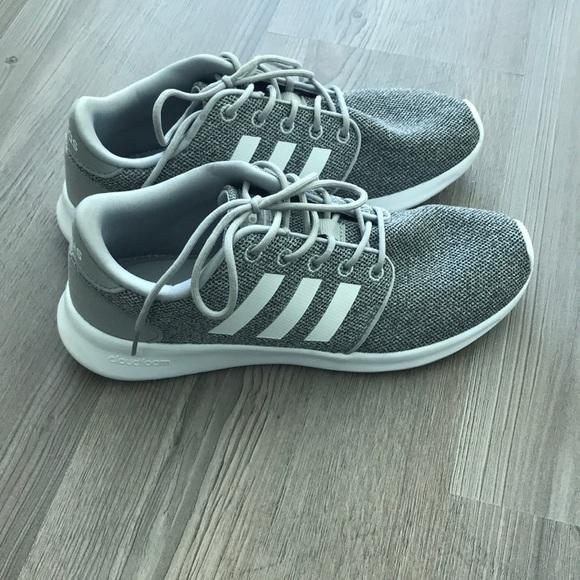 adidas Shoes - Adidas Cloudfoam QT Racer Women s 7.5 ff2e7919b